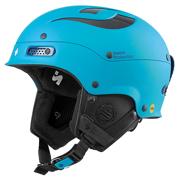 Sweet Protection Trooper II MIPS Helmet 2019, Matte Panama Blue, 600