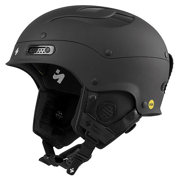 Sweet Protection Trooper II MIPS Helmet, Dirt Black, 600