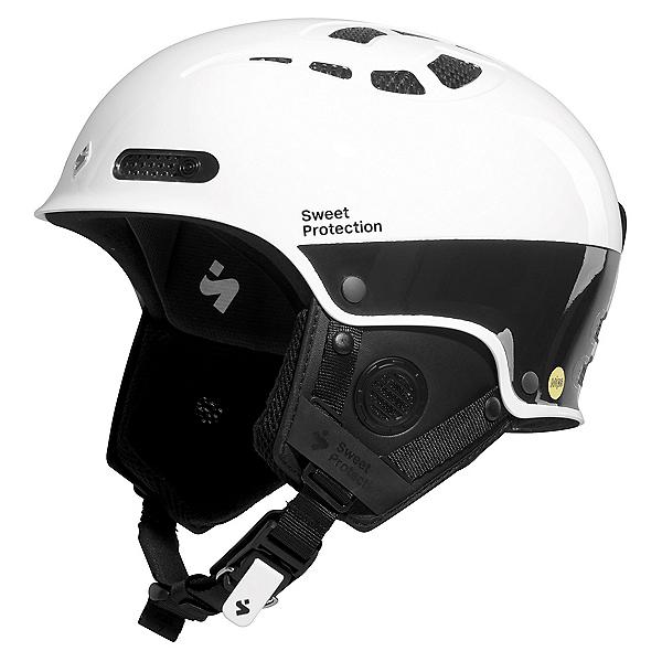 Sweet Protection Igniter II MIPS Helmet, Gloss White-Gloss Black, 600