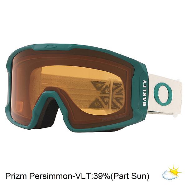 Oakley Line Miner XM Prizm Goggles, Prizm Icon Balsam Grey-Prizm P, 600