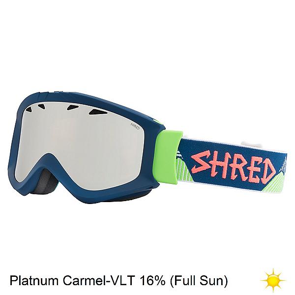 SHRED Soaza Goggles, Needmoresnow-Platinum Caramel, 600
