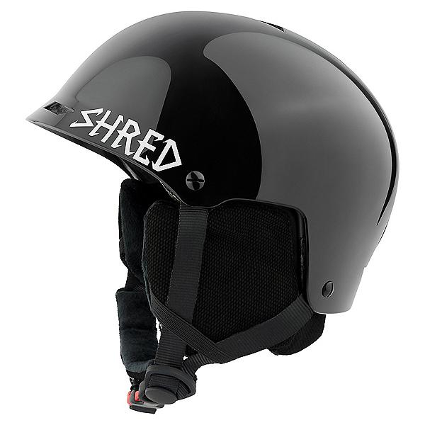 SHRED Half Brain R Helmet, Black, 600