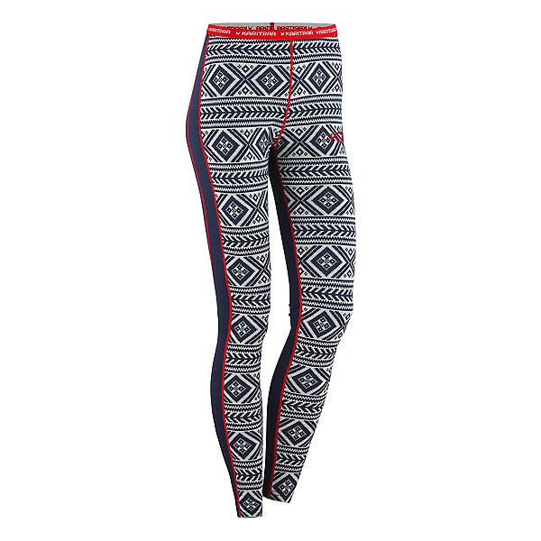 Kari Traa Floke Womens Long Underwear Pants, , 600