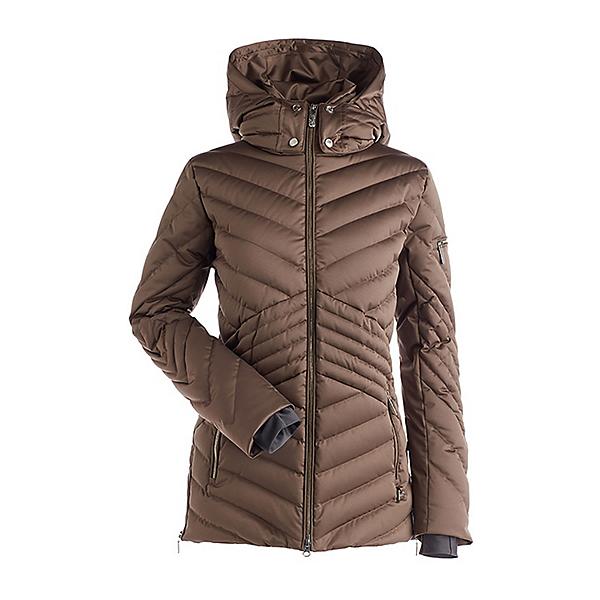NILS Brienne Womens Insulated Ski Jacket, Bronze, 600
