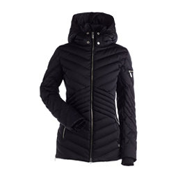 NILS Brienne Womens Insulated Ski Jacket, Black, 256