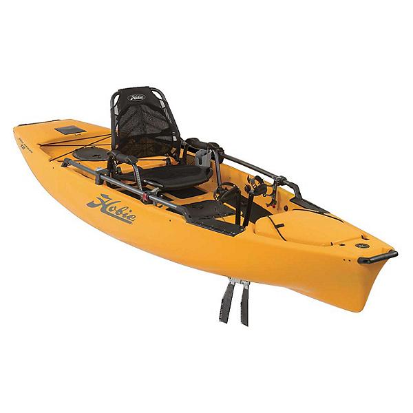 Hobie Mirage Pro Angler 12 Kayak 2019, Papaya, 600