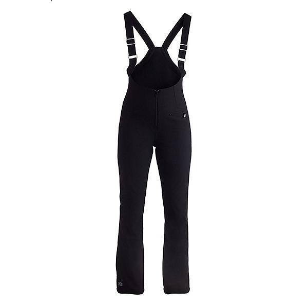 NILS Ethyl Bib Long Womens Ski Pants, Black, 600