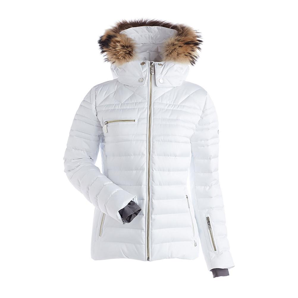 NILS Arya Real Fur Womens Insulated Ski Jacket