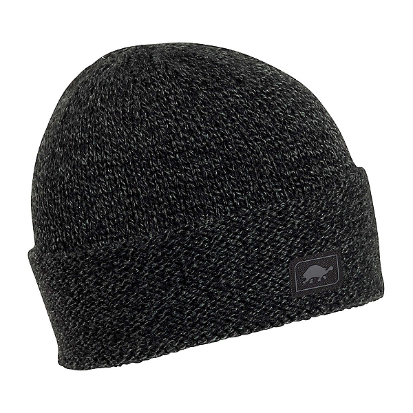Turtle Fur Phillip Watch Cap Ragg Hat, Black, 600