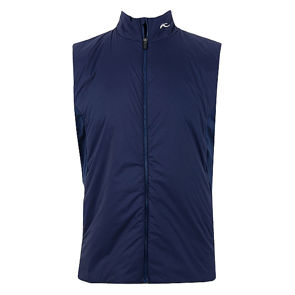 KJUS Radiation Mens Vest, Atlanta Blue, 600