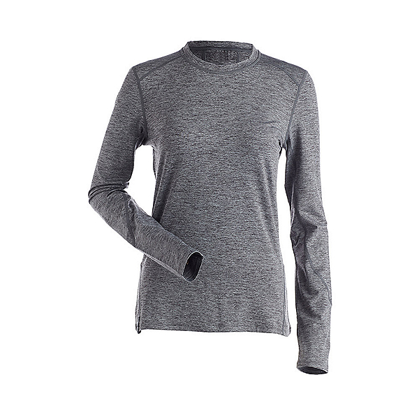 NILS Tasha Womens Long Underwear Top 2019, Heathered, 600