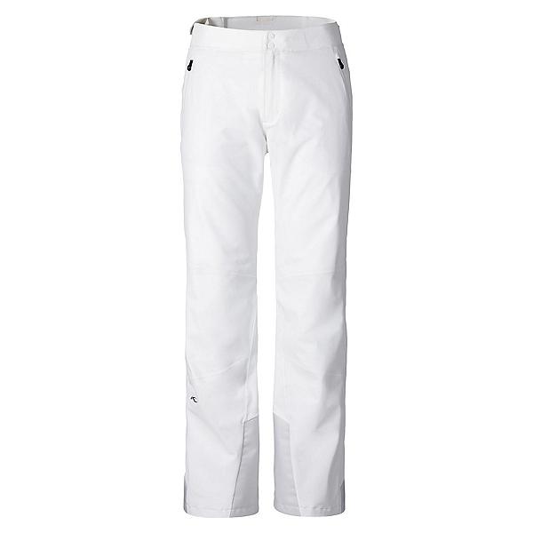 KJUS Formula Mens Ski Pants, White, 600