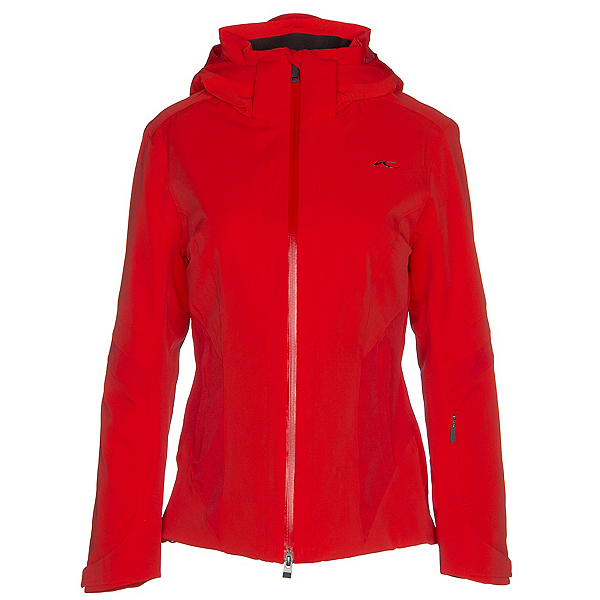 KJUS Laina Womens Insulated Ski Jacket, Fiery Red, 600
