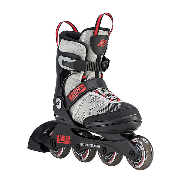 K2 Raider Adjustable Kids Inline Skates 2020, , 600