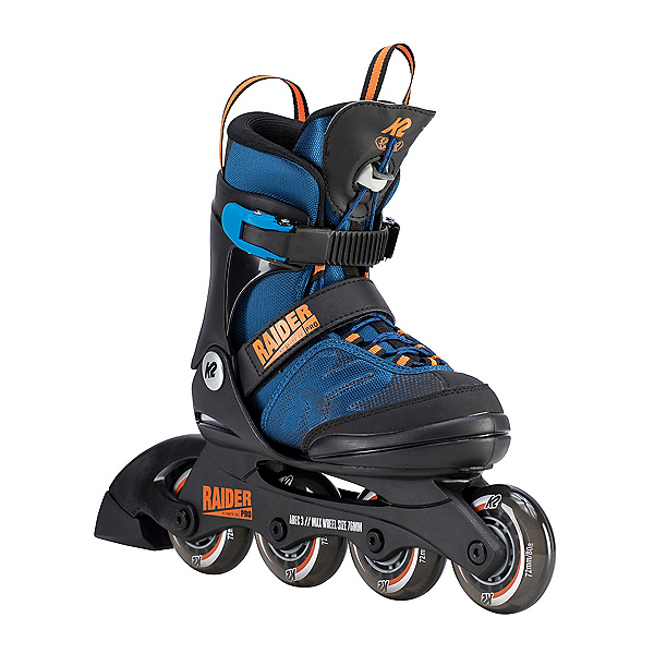K2 Raider Pro Adjustable Kids Inline Skates 2020, , 600