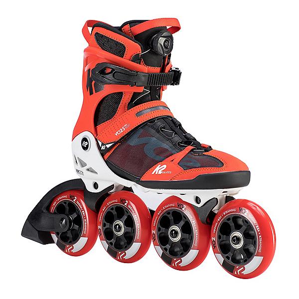 K2 VO2-S 100 Boa Inline Skates 2020, Red-White, 600