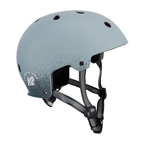 K2 Varsity Pro Mens Skate Helmet 2019, Grey, 600