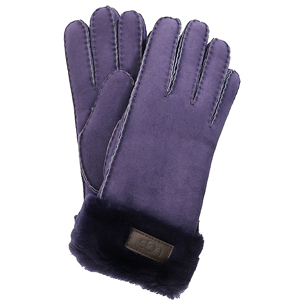 UGG Turn Cuff Womens Gloves 2020, Night Shade, 600