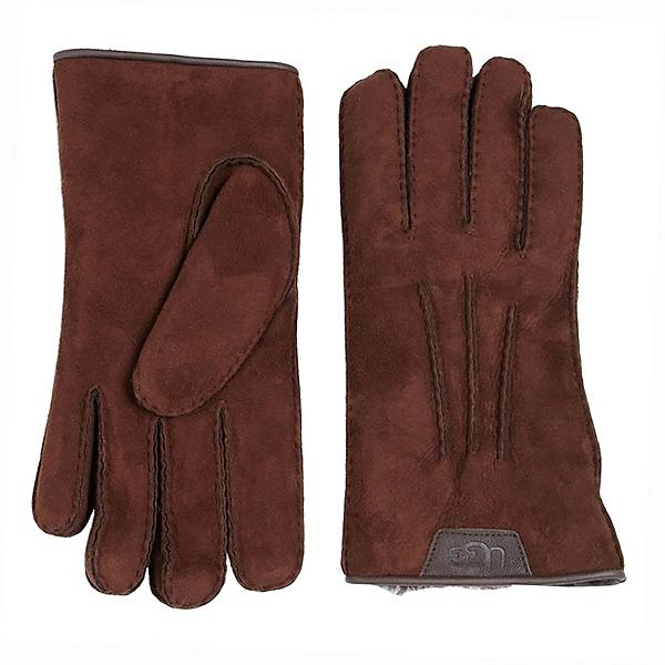 c46c18c39f5 Sheepskin Leather Trim Mens Gloves
