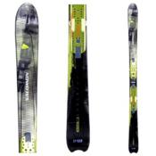Salomon Scream 8 Pilot Skis + S810 Ti Bindings 2005   evo