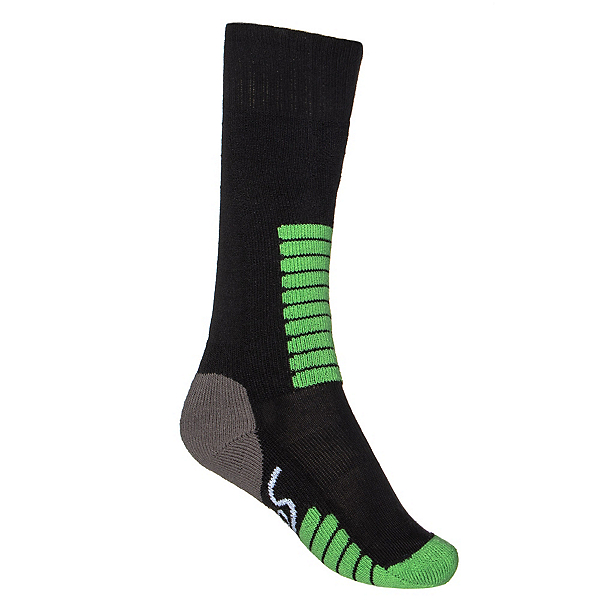 Euro Sock Supreme Medium Weight Kids Ski Socks 2019, , 600