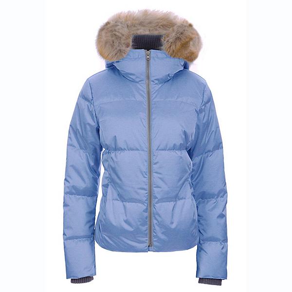 5cacb003f3 Chloe - Faux Fur Womens Insulated Ski Jacket