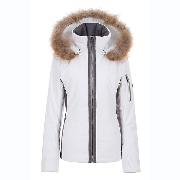 FERA Danielle - Real Fur Womens Insulated Ski Jacket, , 600
