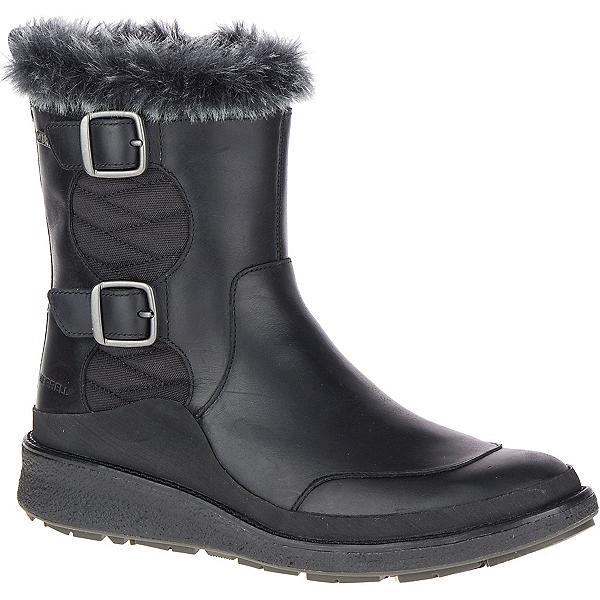 Merrell Tremblant Ezra Zip WP Ice+ Womens Boots, , 600
