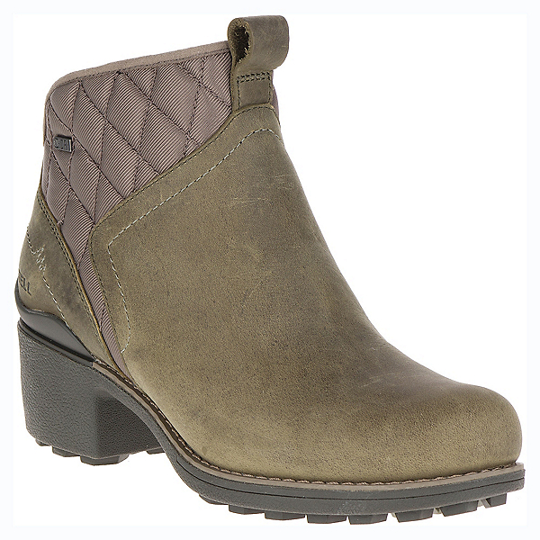 Merrell Chateau Mid Pull WP Womens Boots, , 600