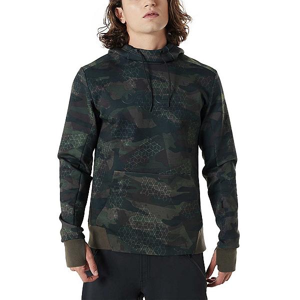 Oakley Scuba Fleece Mens Hoodie, Camo, 600