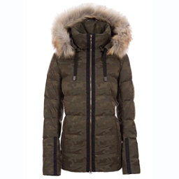 FERA Harper Special Edition - Faux Fur Womens Insulated Ski Jacket 4045d27c4