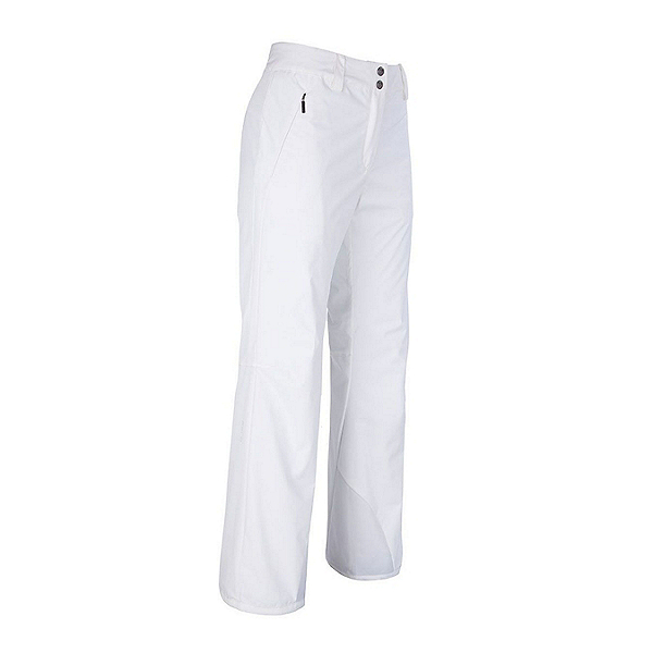 FERA Lucy Short Womens Ski Pants, White Cloud, 600