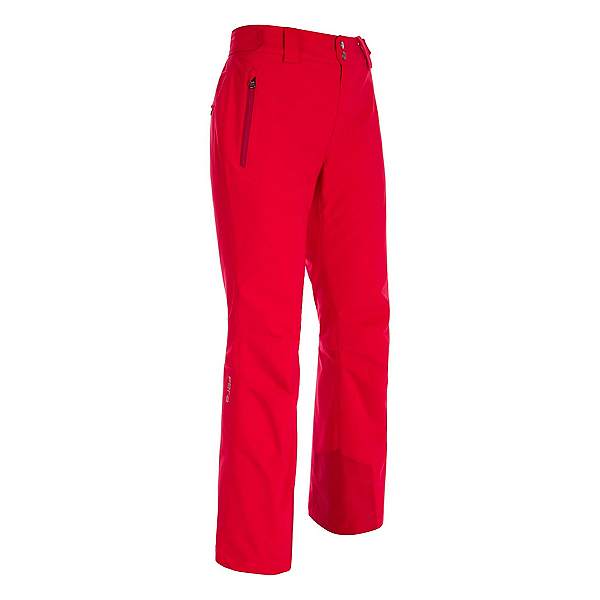 FERA Niseko Short Womens Ski Pants, Red, 600