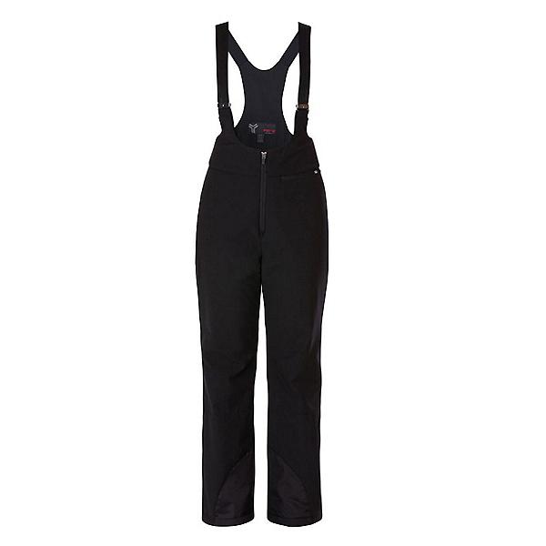 FERA Stowe Bib Womens Ski Pants, Black, 600