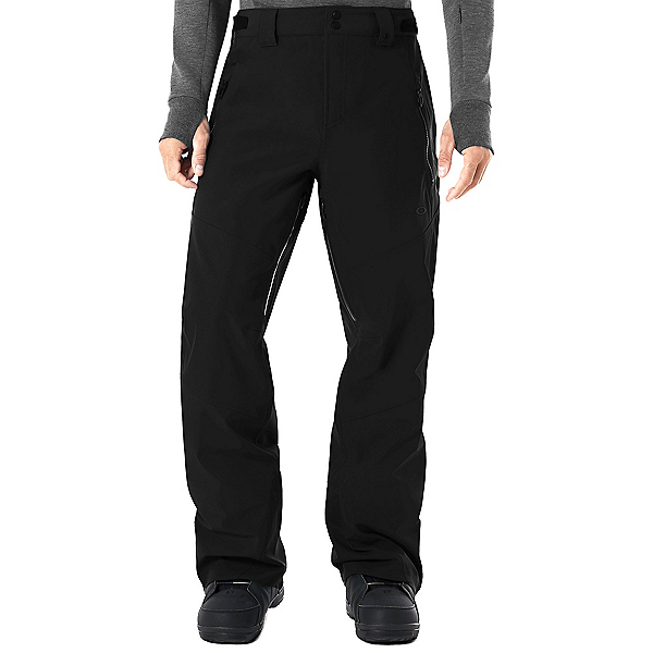 Oakley Shell 15k/3L Mens Ski Pants 2019, Blackout, 600