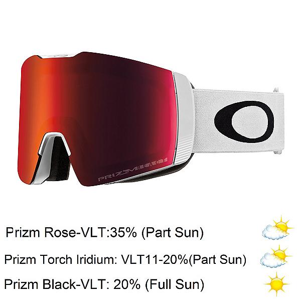 1d883b736fc Oakley Fall Line XL Prizm React Goggles 2019
