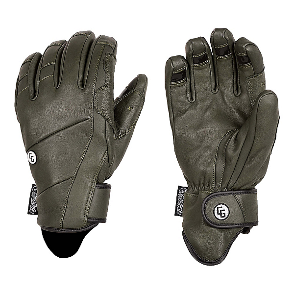 CandyGrind CG Gloves, Military Green, 600
