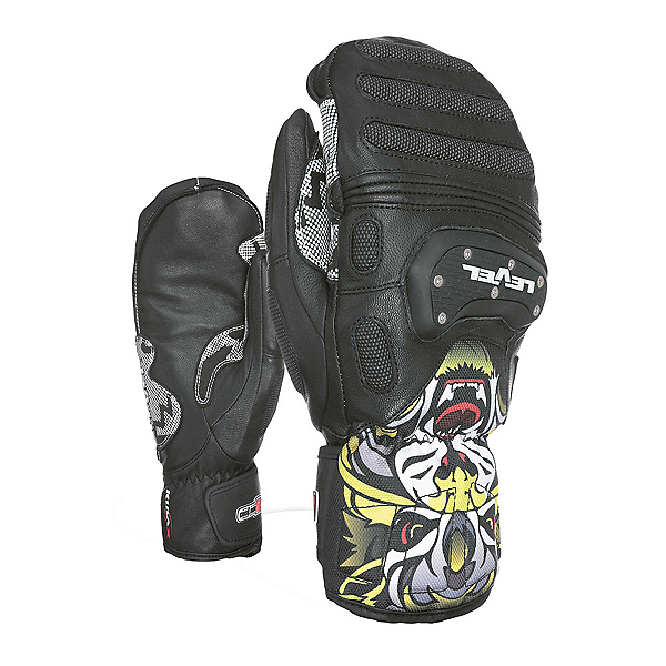 Level SQ CF Race Mittens, , 600