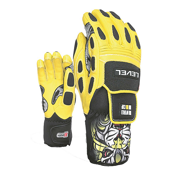 Level WorldCup CF Jr Race Gloves, , 600