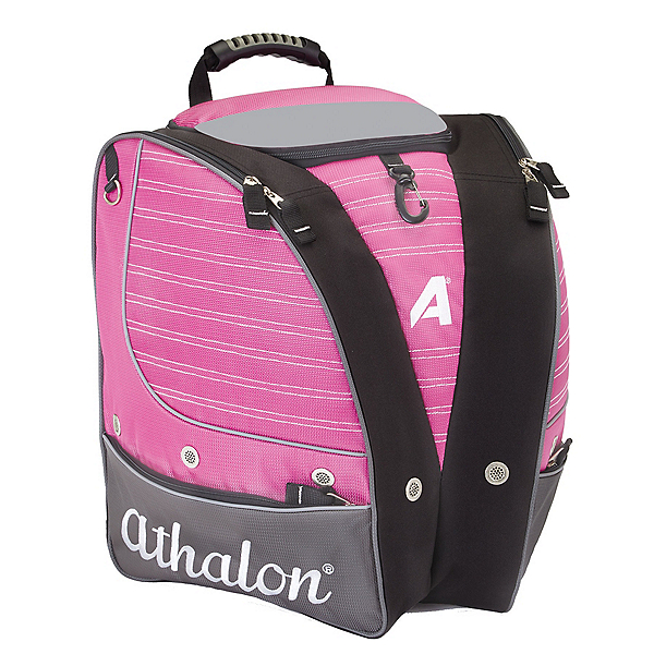 Athalon Triathalon Ski Boot Bag 2020, Pink-Gray, 600