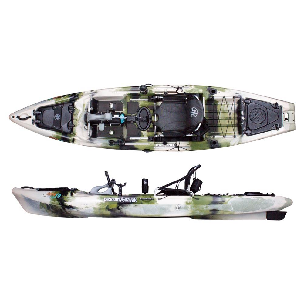 Jackson Kayak Coosa FD Kayak 2019