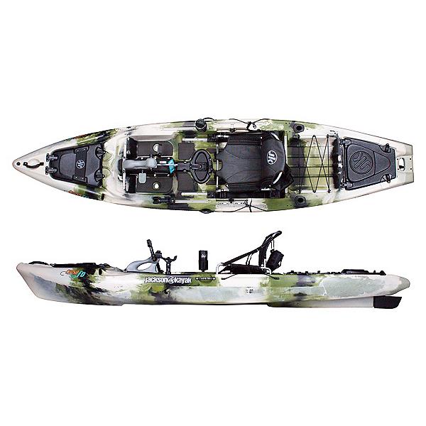 Jackson Kayak Coosa FD Kayak, Forest, 600