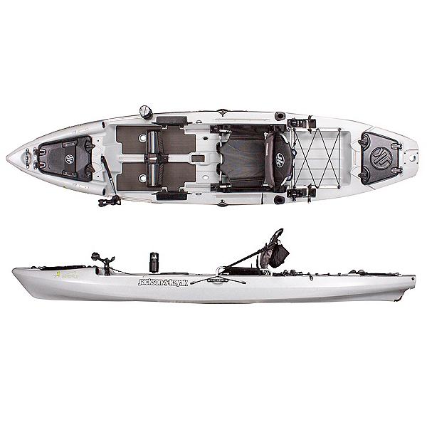 Jackson Kayak MayFly Kayak, Stone, 600