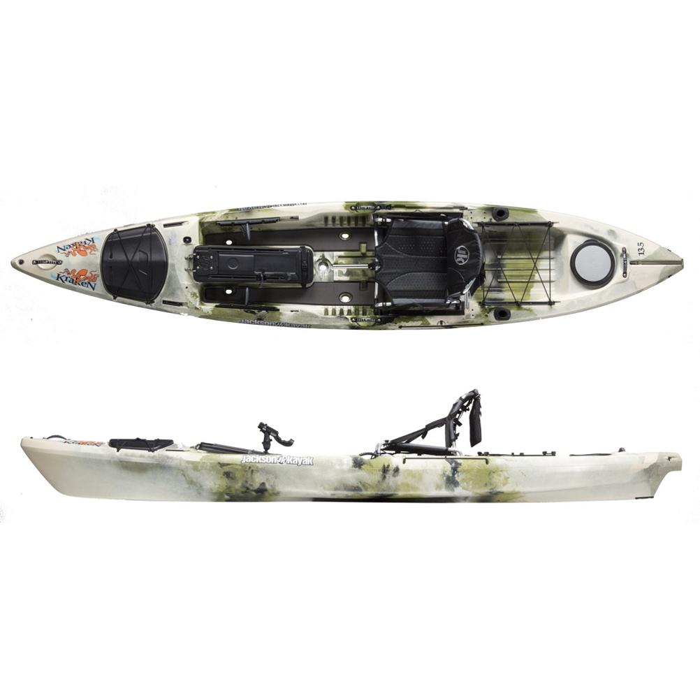 Jackson Kayak Kraken 13.5 Kayak 2019