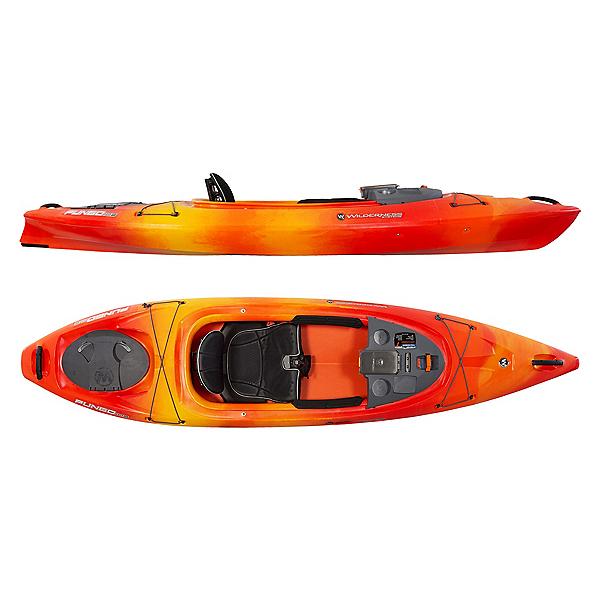 Wilderness Systems Pungo 105 Kayak, Mango, 600