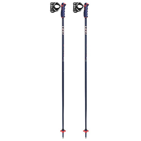 Leki Spitfire S Ski Poles 2020, Blue, 600