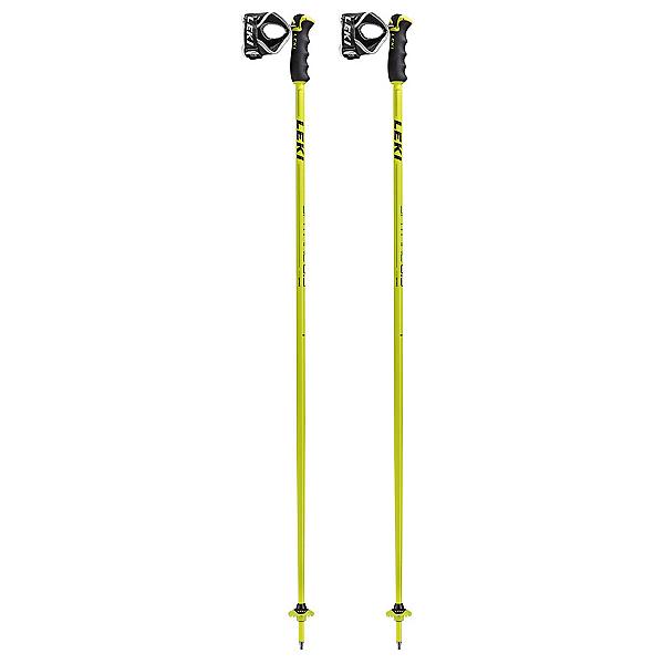 Leki Spitfire S Ski Poles 2020, Yellow, 600