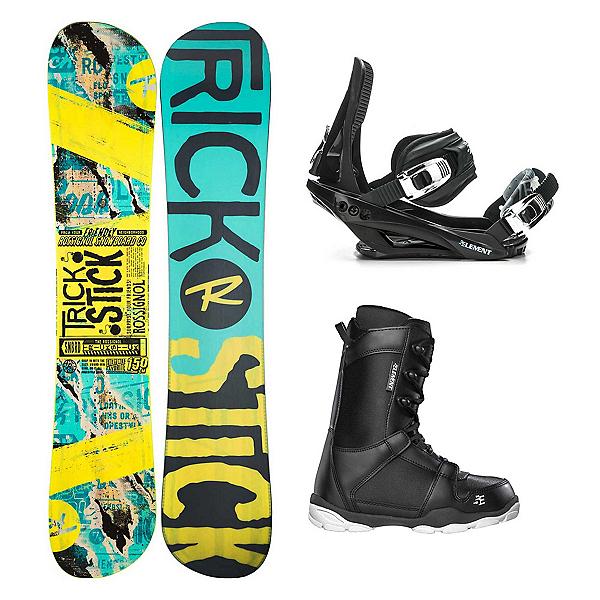 Rossignol Trickstick AF ST-1 Complete Snowboard Package, , 600