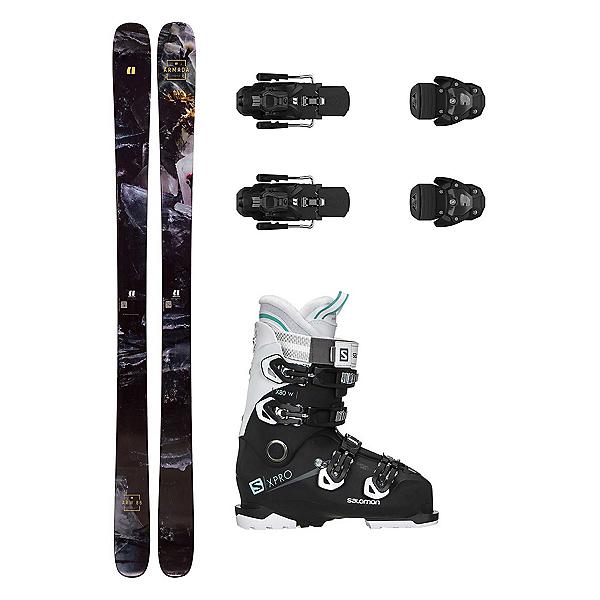 Armada ARW 86 X-Pro X80 CS Womens Ski Package, , 600
