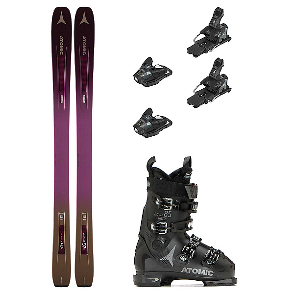 Atomic Vantage 97 C Hawx Ultra 85 Womens Ski Package, , 600